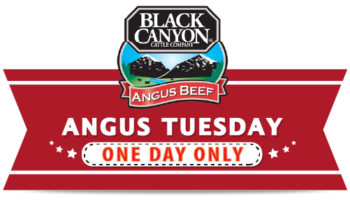 Black Angus Tuesday